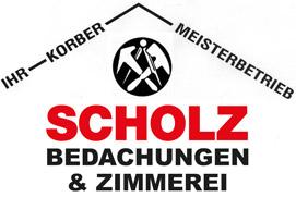 Scholz Bedachungen & Zimmerei GmbH - Logo